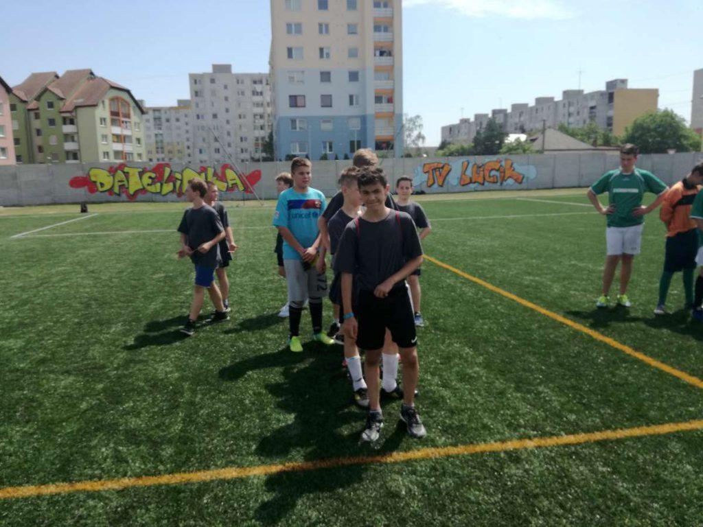 Malý futbal žiakov