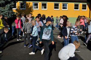 Celá škola v pohybe