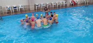 Plavecký výcvik III.A